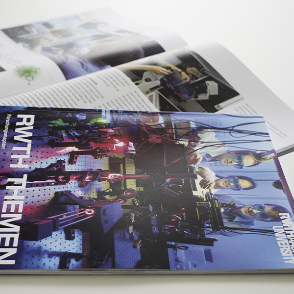Broschüre drucken